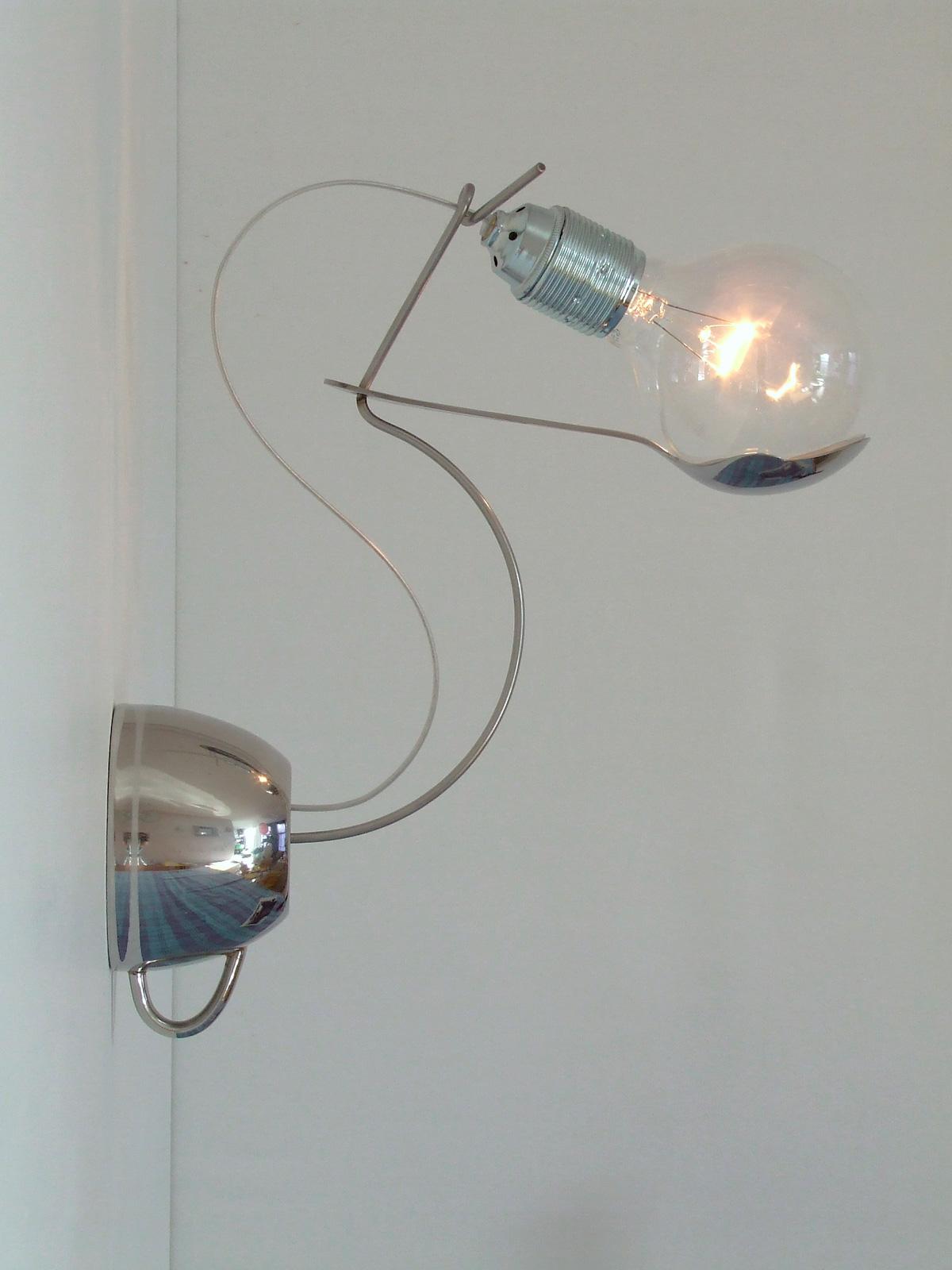 Genoeg Mok lamp muur « Lichtvaardig #PY88