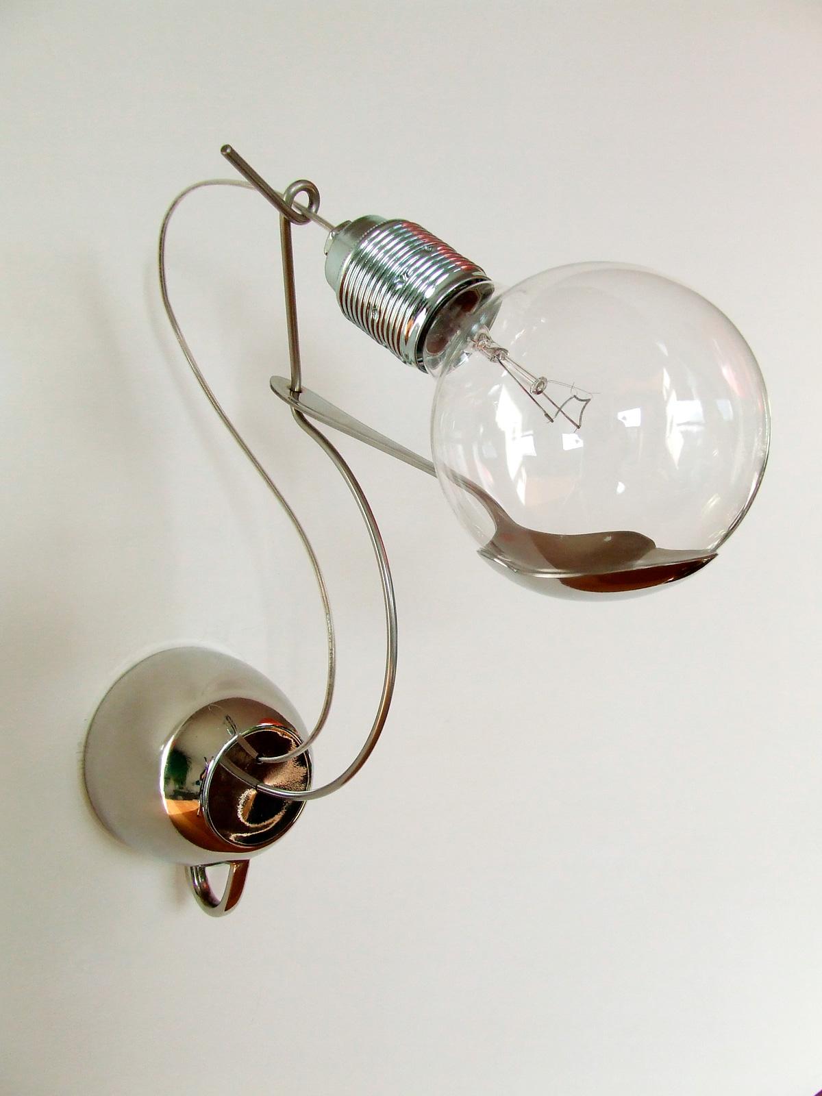 Beroemd Mok lamp muur « Lichtvaardig &SP04