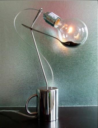 Mok tafel lamp